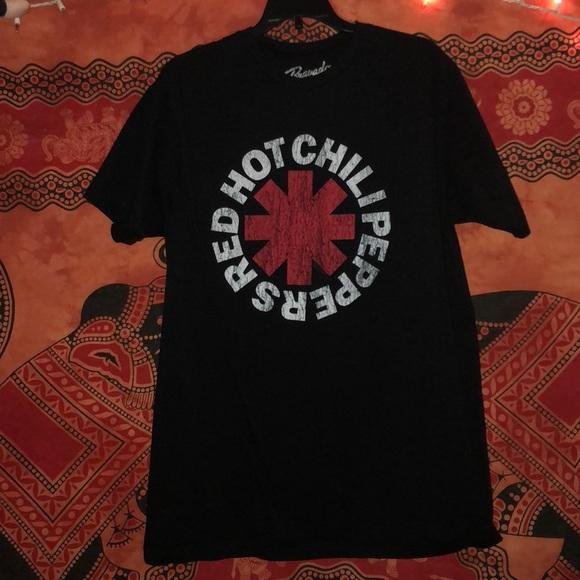 fad9bc3c8 Vintage Shirts | Red Hot Chili Peppers Tshirt | Poshmark